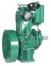 Water Cooled Diesel Engine (3.5 to 16 Hp)