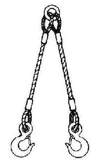 Wire Rope Sling - 01 - B. C. Marine Store Supply Co.