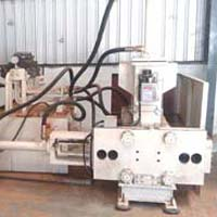 Hydraulic Biomass Briquetting Machine (AX 90-50)