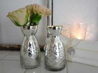Glass Flower Vases (KS-GL-70006)