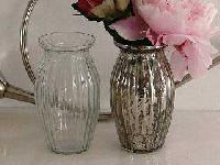 Glass Flower Vases (KS-GL-8450)
