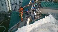 Pre Engineered Building Erection Service