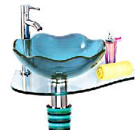 Tinted Basin(Lotus / Tinted / Blue)