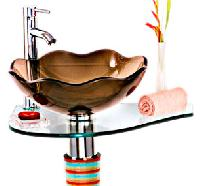 Tinted Basin(Lotus / Tinted / Brown)