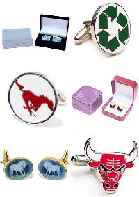 Customised Cufflinks