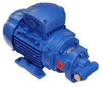 Pre-Lubrication Motorised Rotary Gear Pump