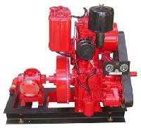 Rotary Gear Foam Pump