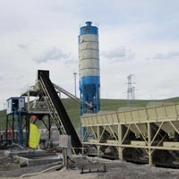 Concrete Batching Plant Erection & Commissioning