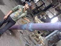 Forged Gear Shaft