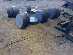 Forging Crane Wheels