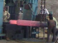 Rubber Mill Machine Forged Rolls