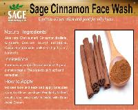 Cinnamon Face Wash