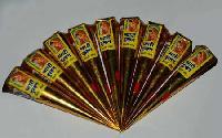 Golden Henna Cone