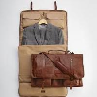 Men Leather Garment