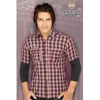 Mens Shirt - (Check)