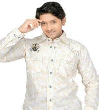 Mens Shirt - (white)