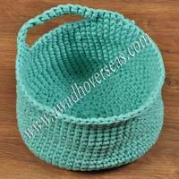 Crochet Basket AO-509