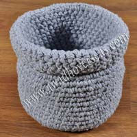 Crochet Basket Ao-513