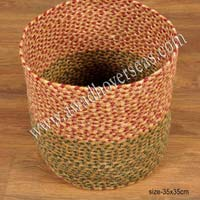 Jute Braided Basket AO-BR-001