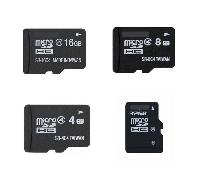Mobile Phone Memory Cards