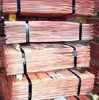Copper Cathodes - R M Metal & Alloys