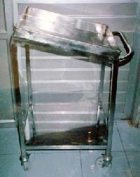 Hospital Baby Trolley