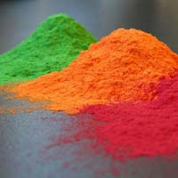 Organic Colored Powder