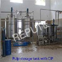 Fruit Pulp Processing Plant