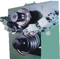 Kinetic Honda Wheel Rim Rolling Machine