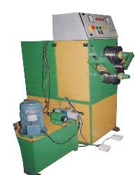 Mahindra & Mahindra Wheel Rim Rolling Machine