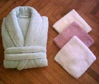 Cotton Bathrobe