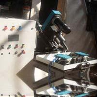 Automatic CNC Drilling Machine