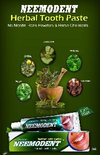 Neemodent -neem Toothpaste