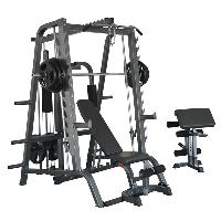 Pec Deck Fly Smith Machine