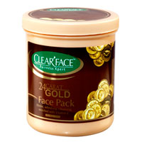 Gold Face Pack