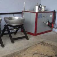 Automatic Khoya Making By steam