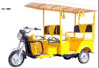 Electric Rickshaws