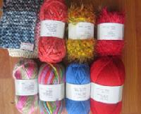 Acrylic Hand Knitting Yarns