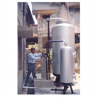 Industrial Iron Removal Filter
