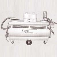 Mobile Oil Sump Cleaning Machine