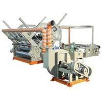 corrugated box making machine