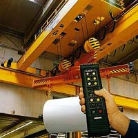 Overhead Crane Control Device