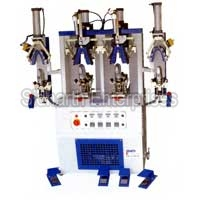 Two Cold And Hot Counter Molding Machine