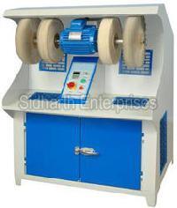 shoe brushing machine