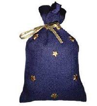 Item Code : CHB 175 Jute Christmas Bags