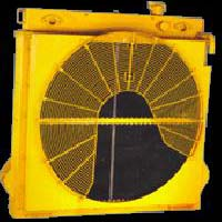 Radiator Assembly for Minning Equipments