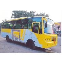 Automobile Bus Body