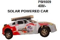 Solar powered Car