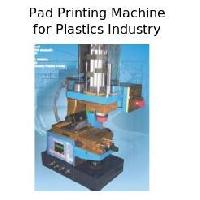 Pad Printing Machine For Plastic Industry