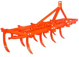 Denmark Spring Loaded Cultivator